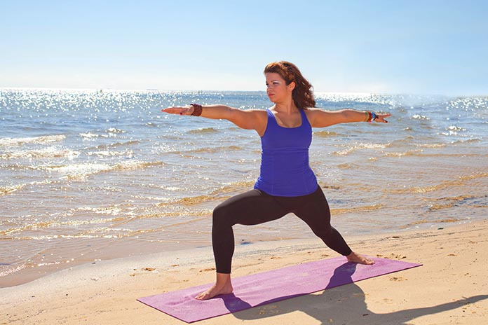 body alertness benefit of yoga